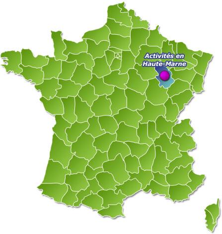 Liste des ramoneurs sur saint dizier et de la haute marne for Haute marne carte