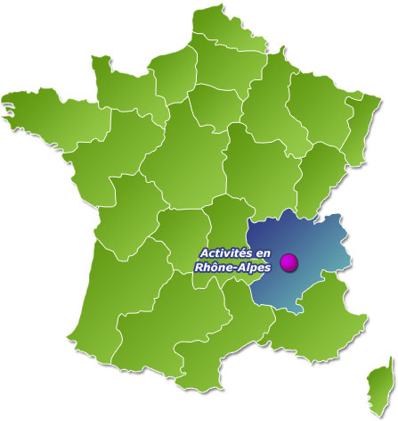 Region rhone alpes for Info regionale bouche du rhone